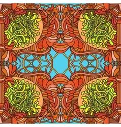 Hand-drawn seamless pattern vector