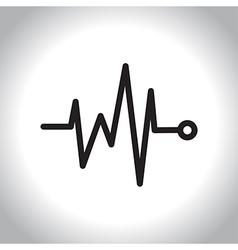 icon medicine vector image vector image