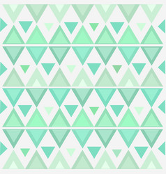 Background rhombs green blue colors vector