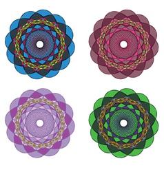 Circular Ornaments2 vector