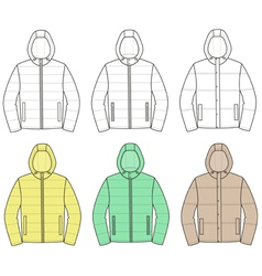 Jackets vector