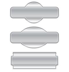 Plaques vector