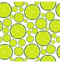 Fruit design seamless pattern EPS 10 vector image vector image