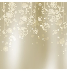 Abstract christmas with snowflakes eps 8 vector