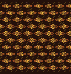 Batik traditional texture and background good for vector