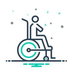 Disability vector