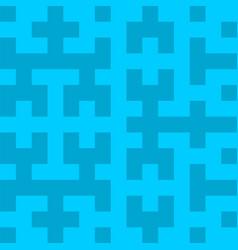 Hilbert curve fractal patterns linear order of vector