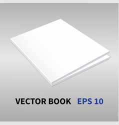 paper book-04 vector image