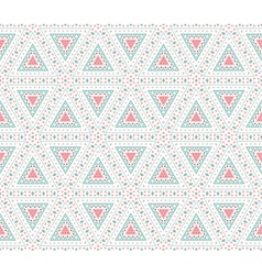 Tribal ethnic seamless pattern for your cut vector image