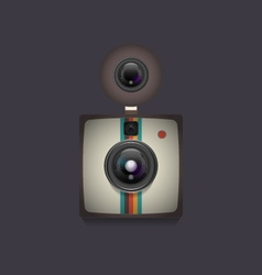 4233d retro camera5vs vector