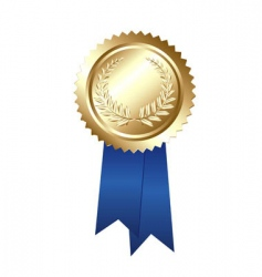 award vector image