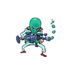 Green man is an alien evil invasion vector