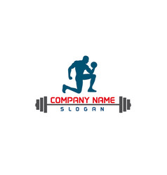 Gym logo 3 vector