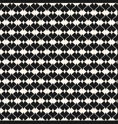 elegant seamless pattern geometric ornament vector image