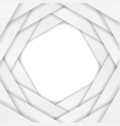 Grey abstract corporate frame background vector