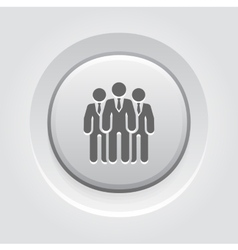 Team Icon Business Concept vector image vector image