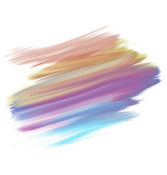 Abstract painted background vector