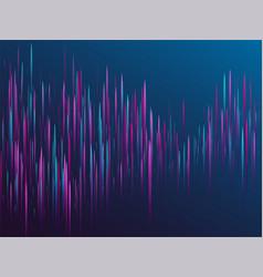 fiber optics abstract cyber background vector image
