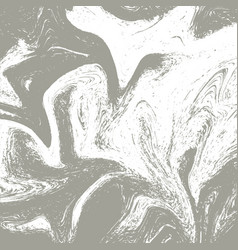 gray grunge background vector image