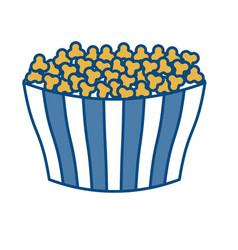 ice cream bucket icon vector image