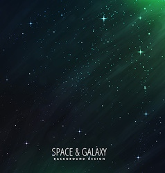 Stars universe background vector