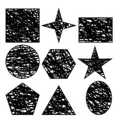Geometry texture set vector