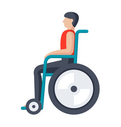disability icon vector image