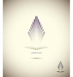 logo Real estate company concept design template vector image