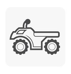 Off road icon vector