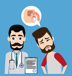Prostate cancer campaign vector