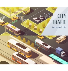 Transport Banners Set vector