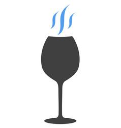 wine flavour icon vector image