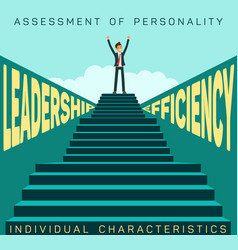 Assessment personality individual characteristics vector