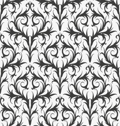 Seamless pattern wallpaper vector image vector image