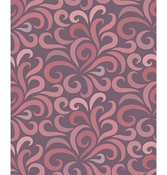 Swirl shape pattern seamless vector