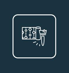 wallpaper icon line symbol premium quality vector image