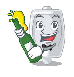 With beer interior urinal in the a character vector