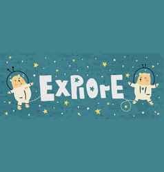 explore vector image