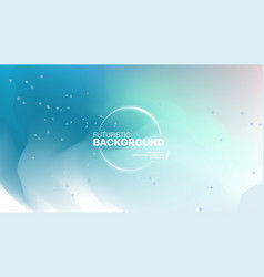Blurred abstract blue backgrounds design color vector