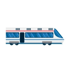 City train vector image
