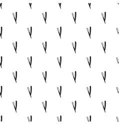 razor icon simple style vector image