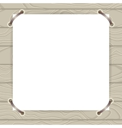 Set of white paper collection blank card vector image