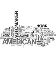 american auto bargains review good or bad text vector image