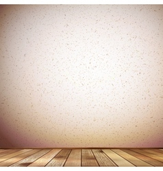 Wooden interior background plus eps10 vector