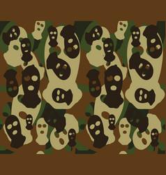 Camouflage patternseamless army wallpaperdigital vector
