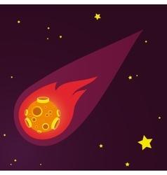 Meteor vector