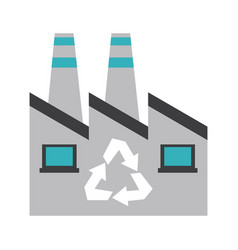 Recycling related icon image vector
