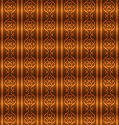 Vintage victorian retro seamless pattern vector image