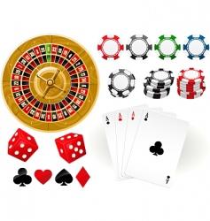 gambling goodies vector image