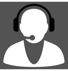 Operator Icon vector